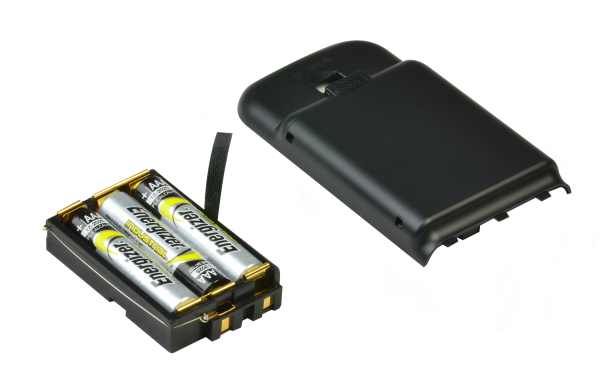 Z-LA-435 ListenTALK AAA Battery Compartment