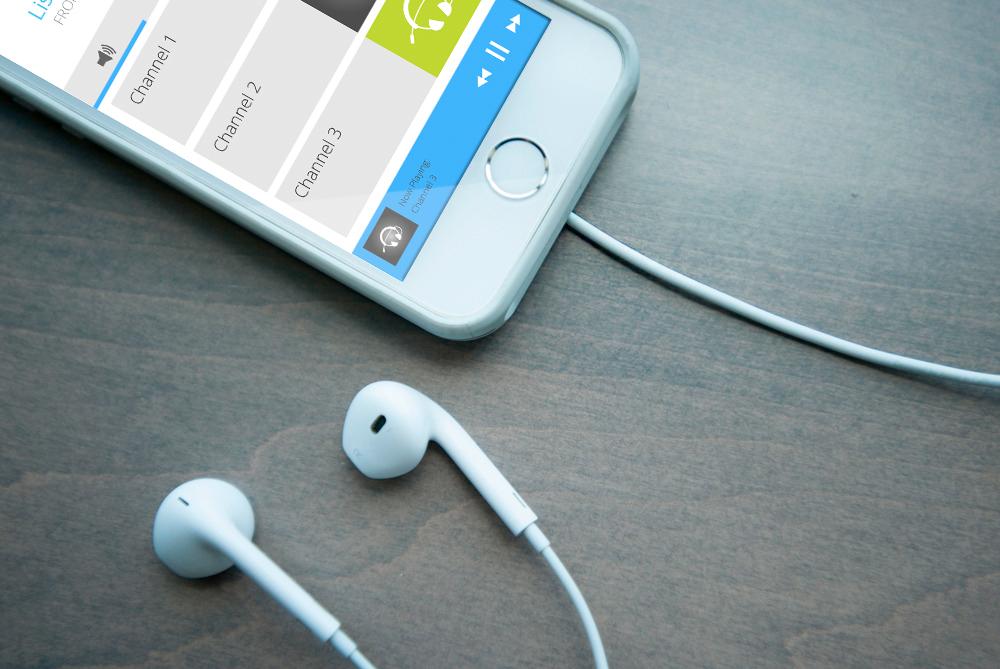 Audio over WiFi