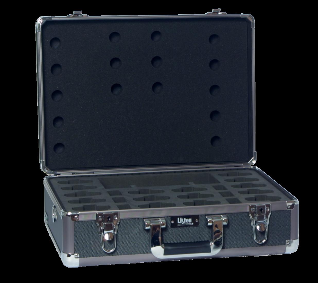 Z-LA-313  16 Unit Portable RF Product Carrying Case