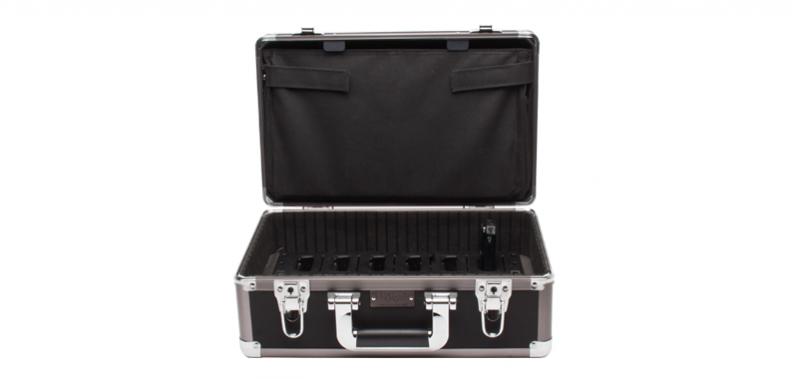 Z-LA-380-02  Intelligent 12 Unit Charging/Carrying Case (for LR-4200/LR-5200)