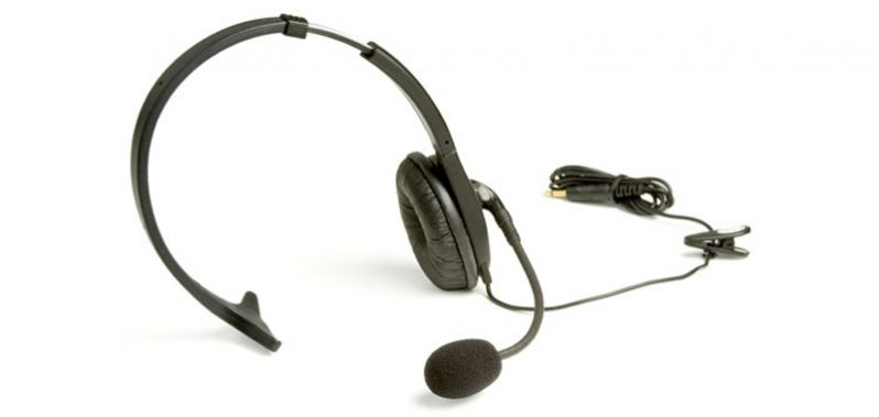 Z-LA-262  Over-the-head Microphone