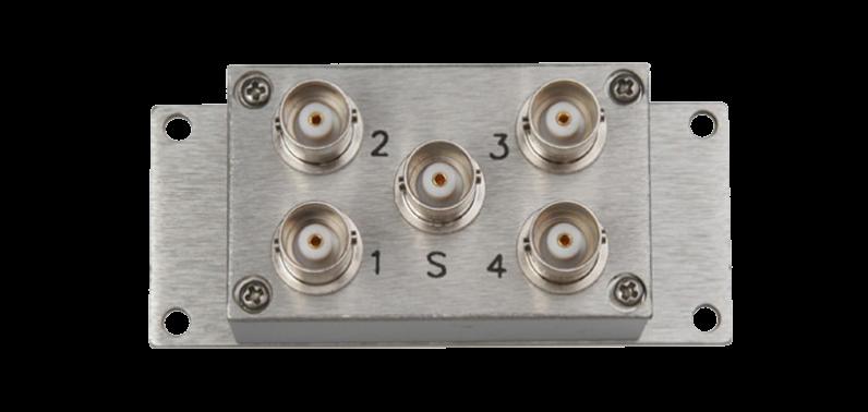 Z-LA-81 4-way RF Antenna Combiner (passive)