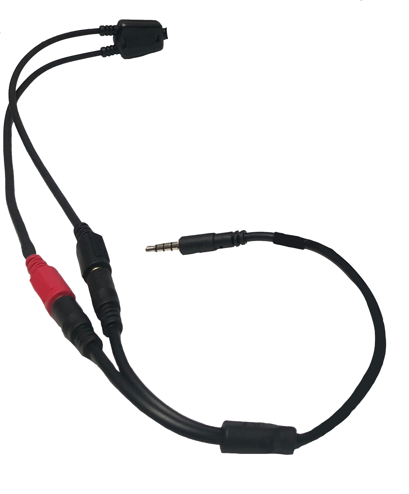 W-ADP 016 Headset Y splitter