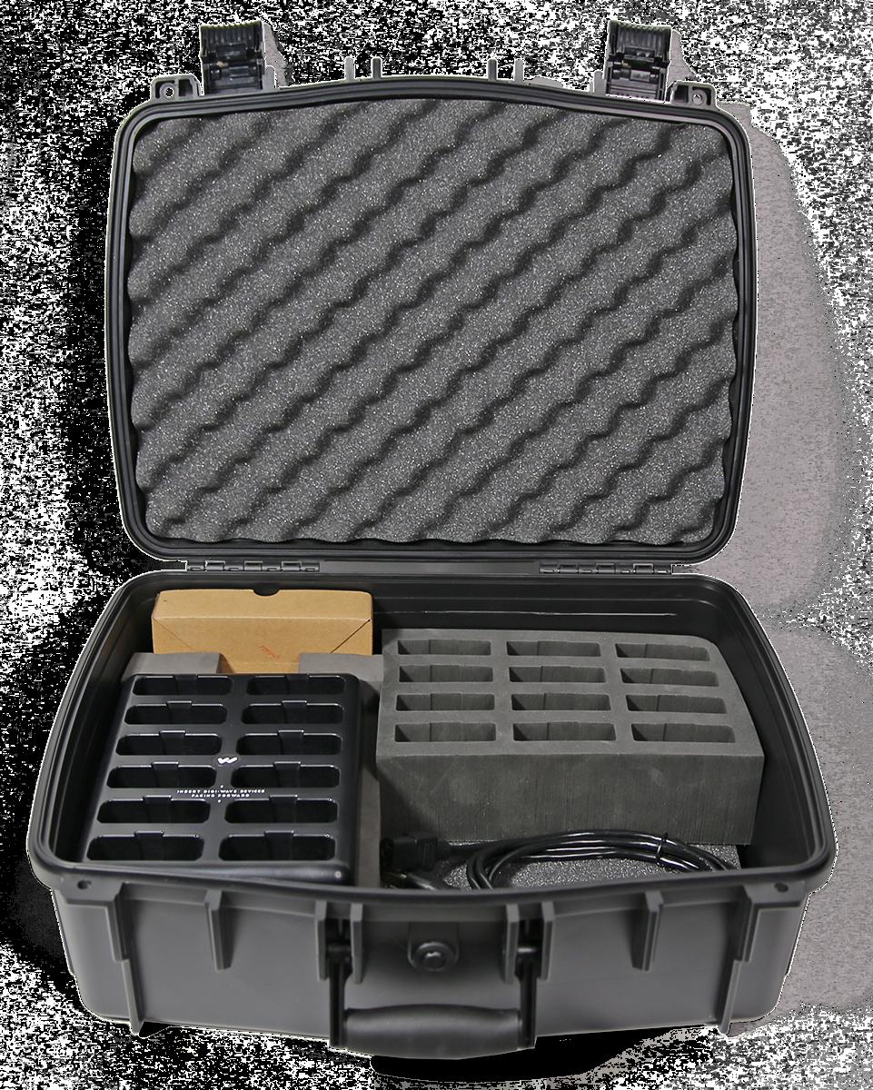 W-CHG 1012 Pro Digi-Wave charger case