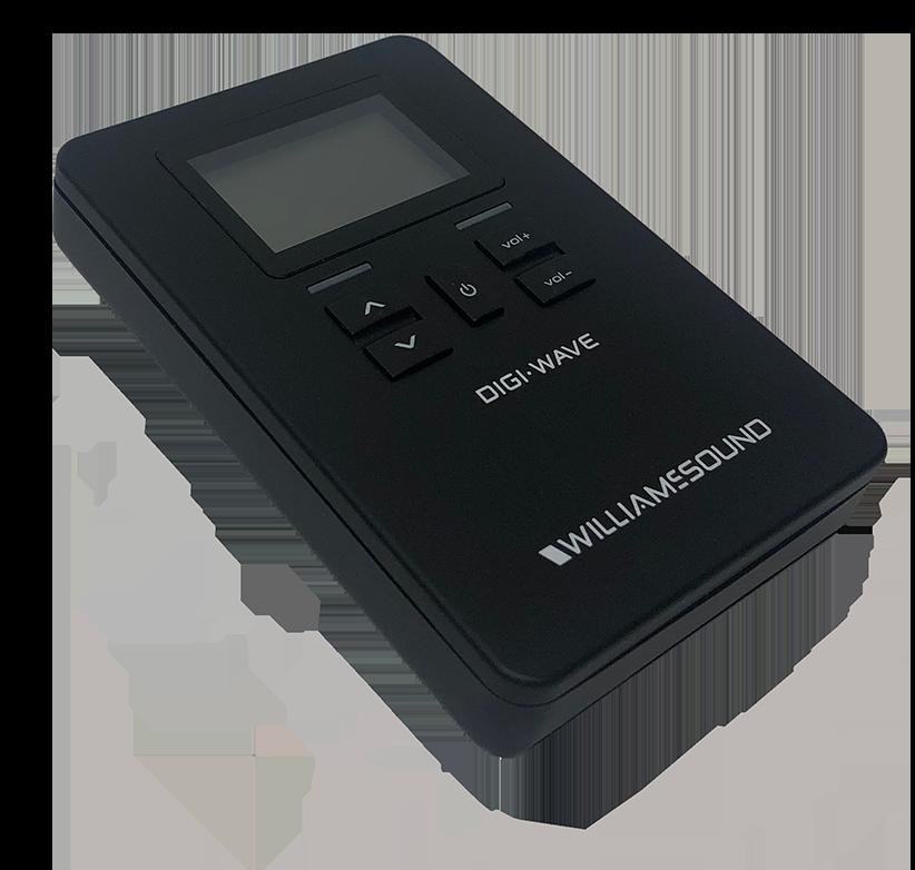 W-DLR 400 ALK Digi-Wave 400 receiver
