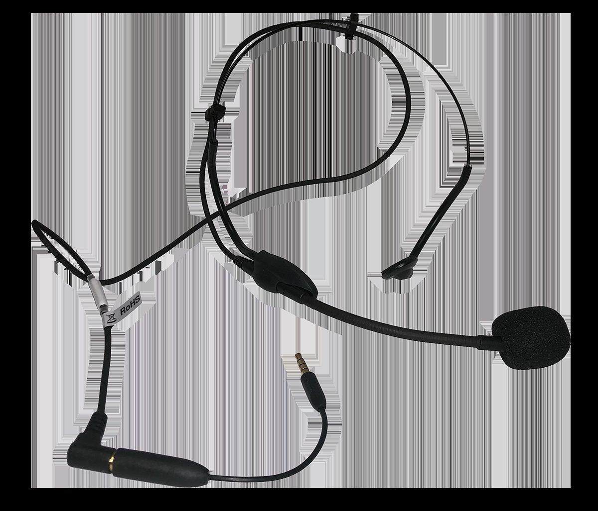W-MIC 400 headband mic