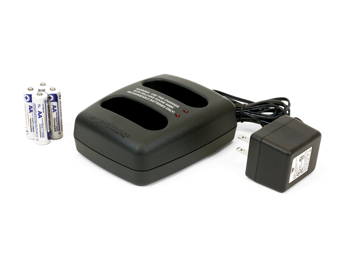 W- BAT KT6 Charger kit for body packs