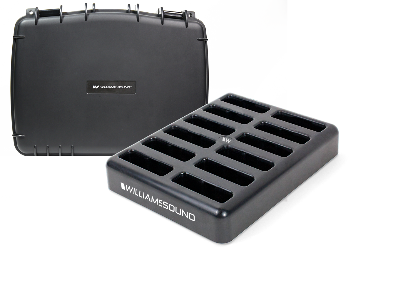W-CHG 412 DigiWave 12-bay charger