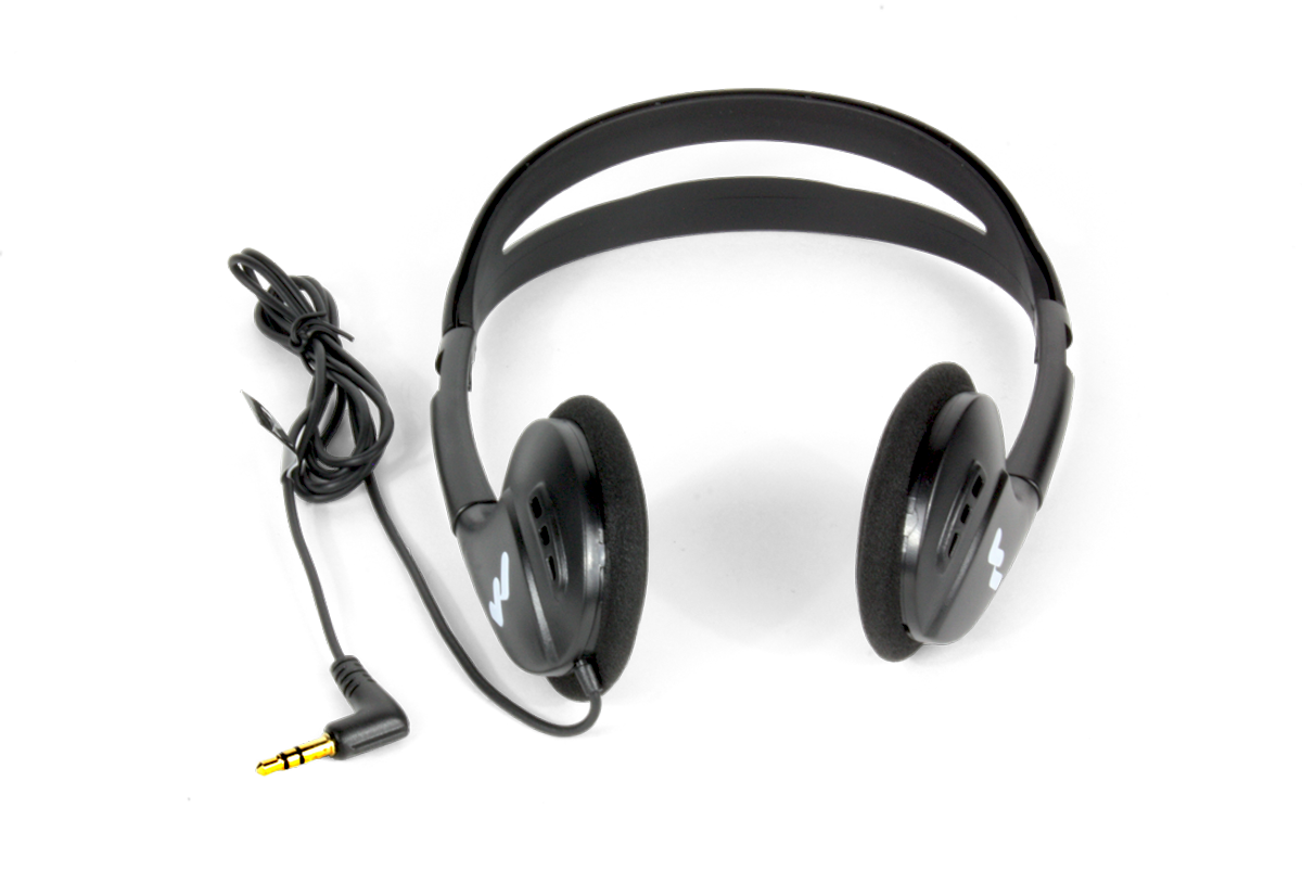 W-HED 024 Folding headphones stereo