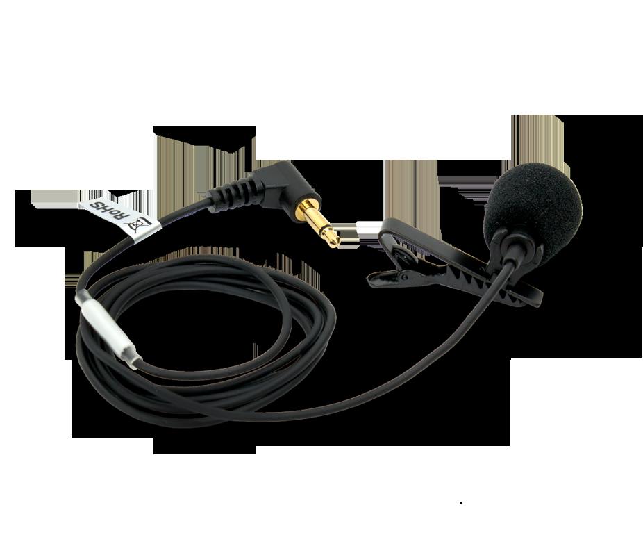 W-MIC 054 Directional lapel mic