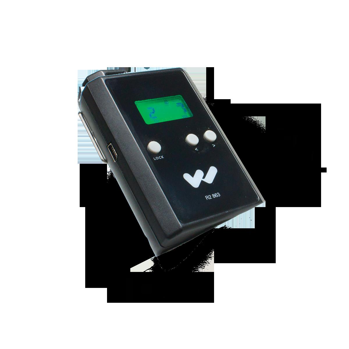 W-R2863 863 MHZ Reciever