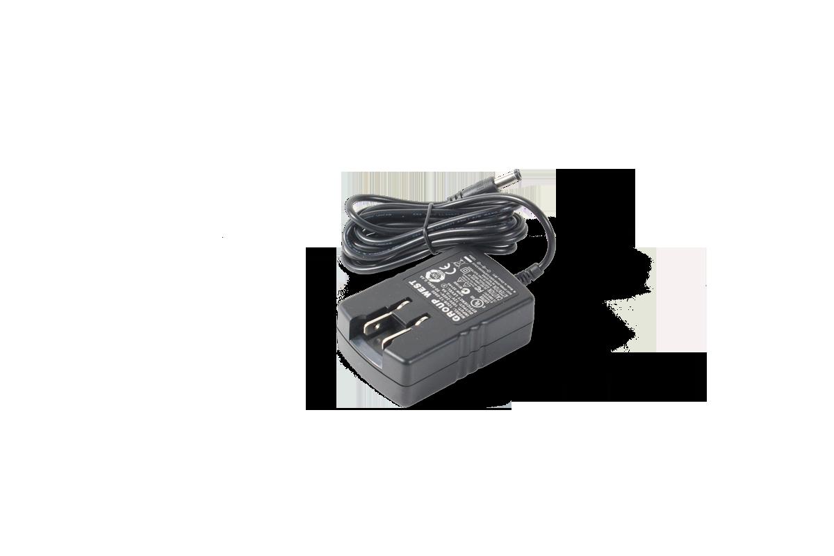 W-TFP 043 Switching P/S-12VDC, 2.1mm