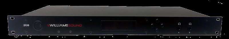 Dual Audio Technology – IR and WiFi